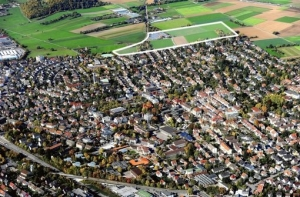 Baugebiet Korntal-West